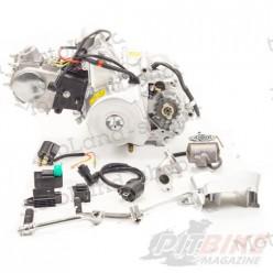 Двигатель 70см3 147FMD (47х41.5) полуавтомат, 1ск+реверс, стартер сверху