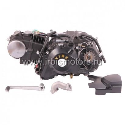 Двигатель в сборе 4Т 152FMH (CUB) 106,7см3 (п/авт.) (реверс, 3+1) (с ниж. э/стартером) ATV110