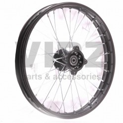 Диск колесный R17 передний 1.8-17 (спицы) (диск. 4x70) (ось=15mm) TTR125